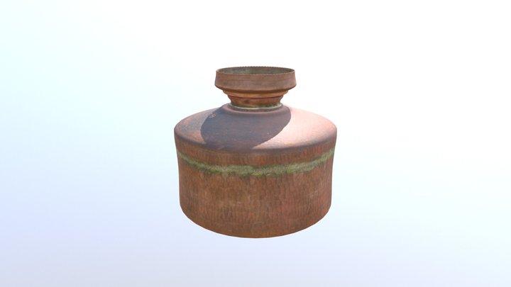 Ghado 3D Model