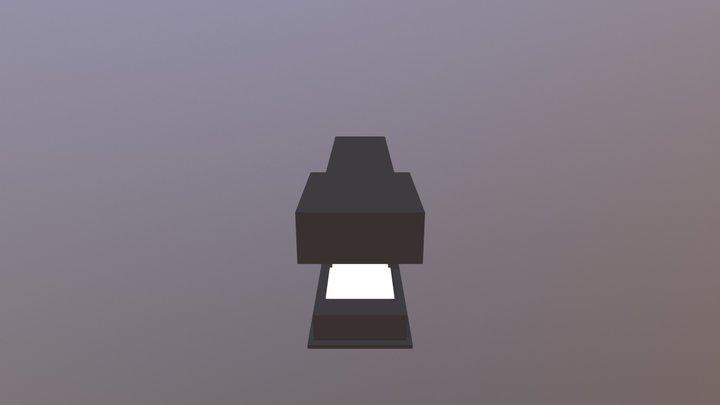 Stapler - Household Props Challenge 3D Model