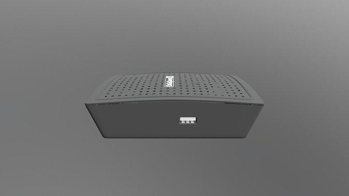 Dgq900 3D Model