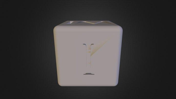 DICE-b 3D Model