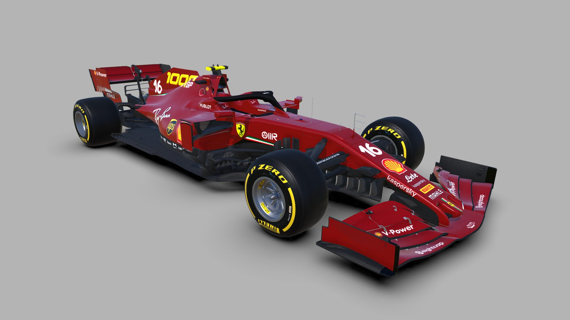 F1 2020 Ferrari Sf1000 1000gp Mugello 3d Model By Excalibur Excalibur 47bf3c0