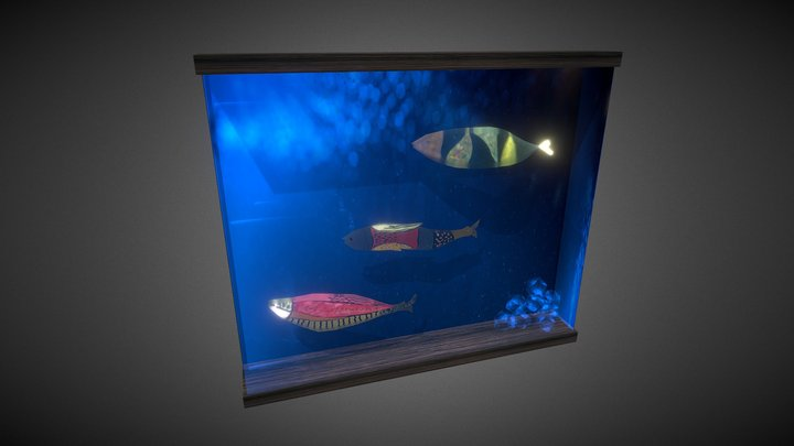 Fish Style | Aquarium racers 3D Model