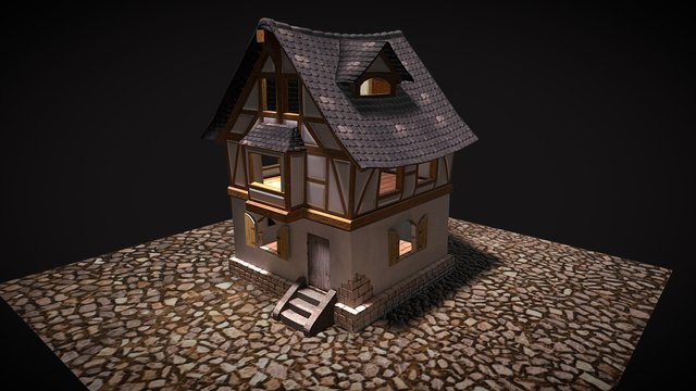 The House 3D Model
