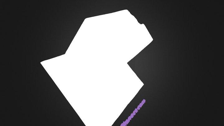 CrockBudBox 3D Model
