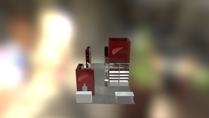 RW with texture2 3D Model
