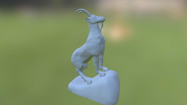 Kozel | easy3D 3D Model