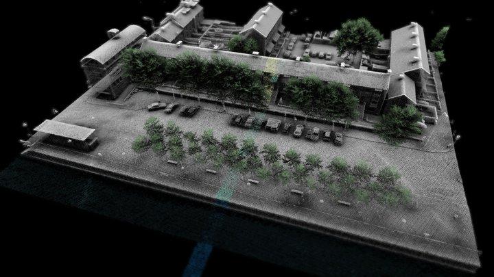 City Quay 3D Model