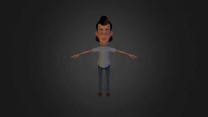 03 Tedi Obj 3D Model