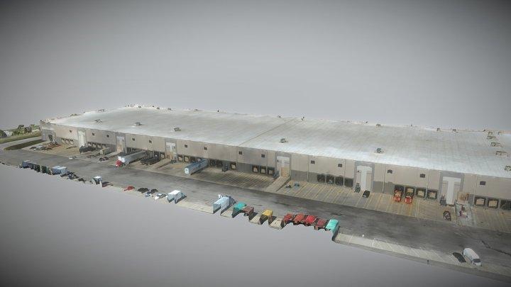 Leritz Busy Bee Tradeport Bex Construction 3D Model