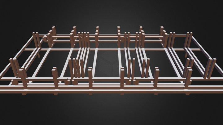 Assento Sofa Inteligente1 3D Model