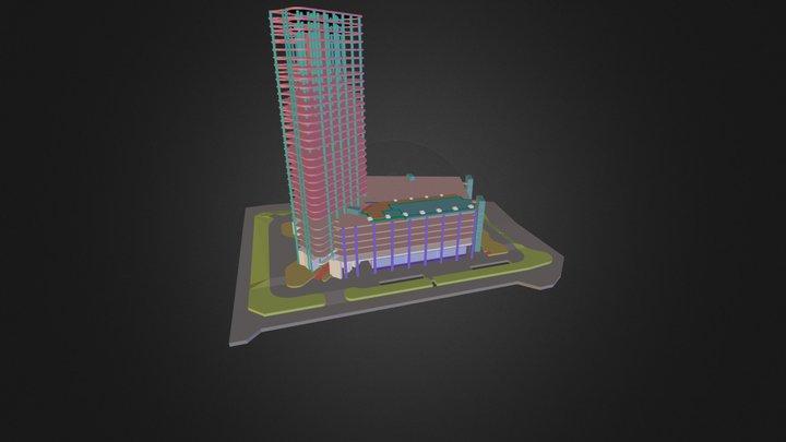 VIRTUAL TOUR GLMC.3DS 3D Model