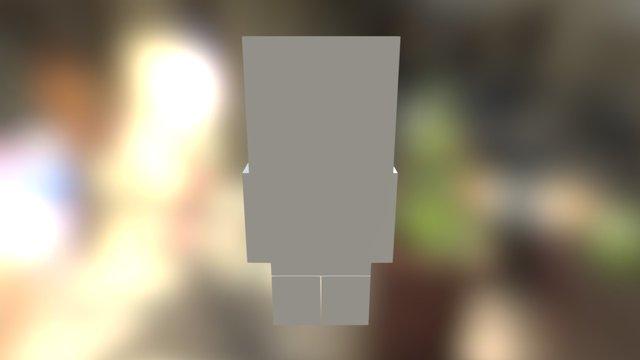 cowok 3D Model