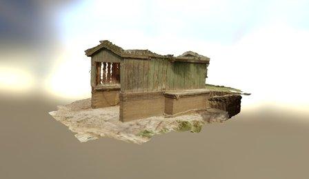 Merced Lake Boathouse 3D Model