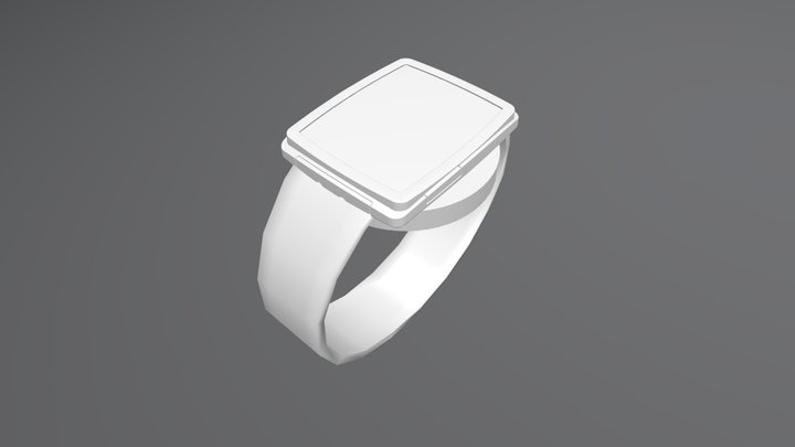 Revault with simplified strap and charger 3D Model
