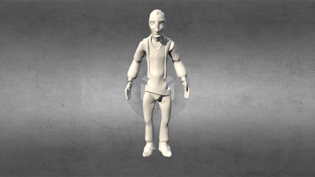 Dellwood 3D Model