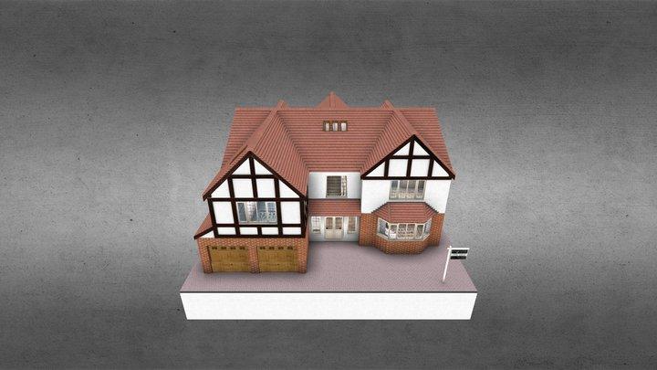 House exsample1 3D Model