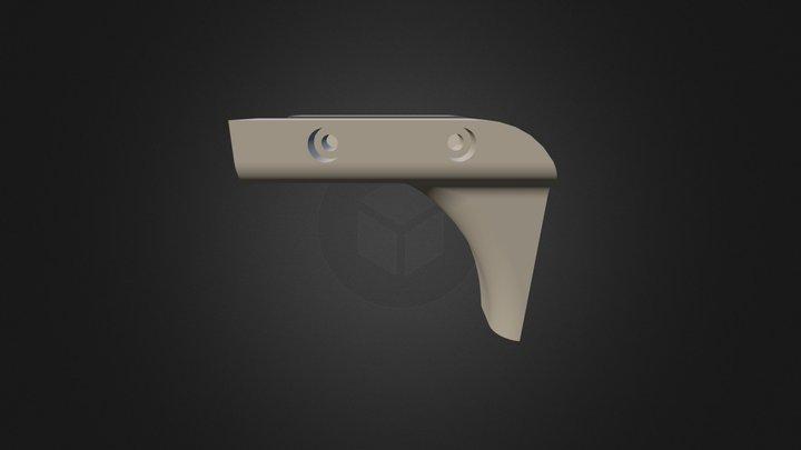 Tactical Grip 2 3D Model
