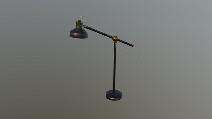 IKEA desk-lamp 3D Model