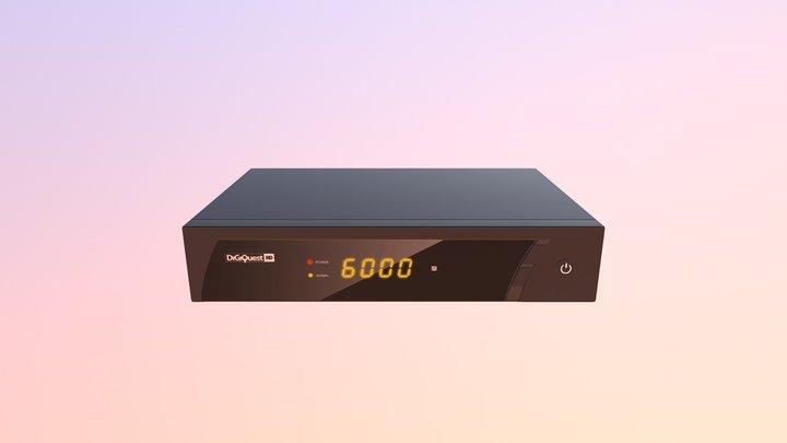 8010 Hd 3D Model
