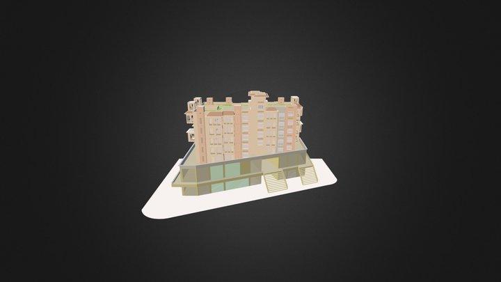 Aman Imperial 3D Model