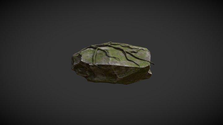 Boulder B 3D Model