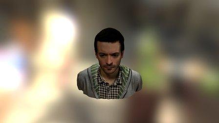 Sensación de Julian 3D Model