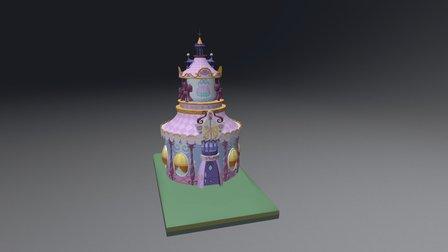 MLPFiM Carousel Boutique 3D Model