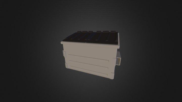 Dumpster 3D Model