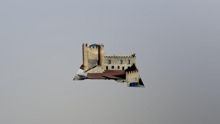 Castillo de Carcelén 3D Model