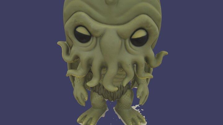 Cthulhu POP figurine 3D Model