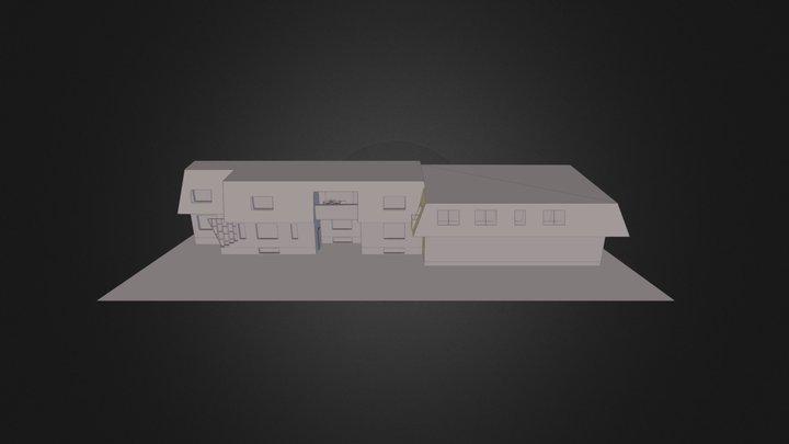 Nico Dom 3d 2014 3D Model