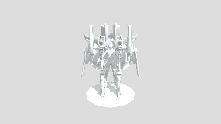 Skye Eagle T3 3D Model
