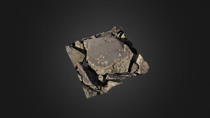 Rock 499 (2014) 3D Model