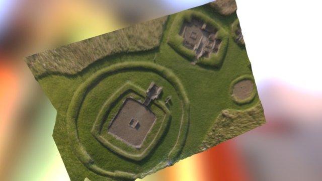 Barnhouse 3D Model