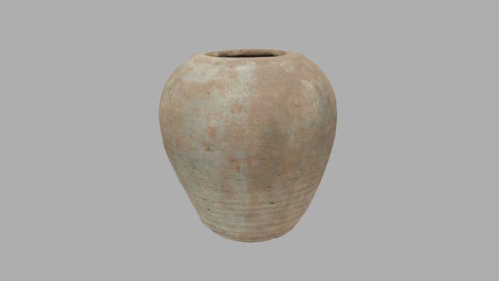 Olla Jar 3D Model