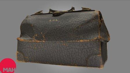 Doctor's Bag 3D Model