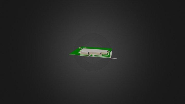 генплан 7 3D Model