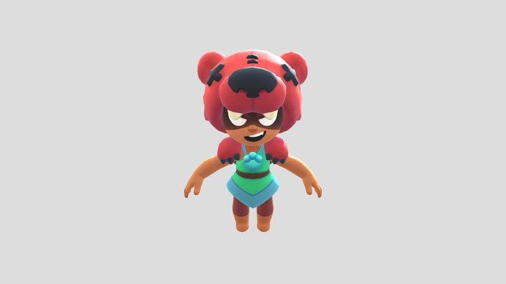 Nita 3D Model