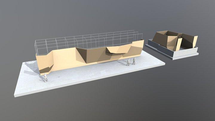 CSKA 3D Model