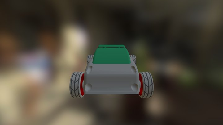 A S9 Hardtop 3D Model