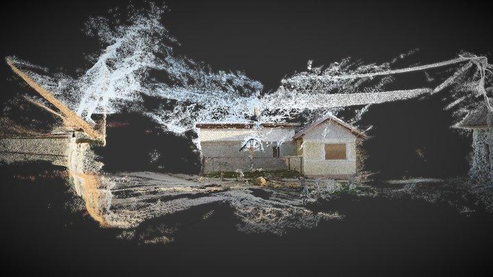 Intersecție/Crossroads 3D Model
