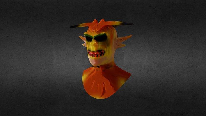 Personaje P2 3D Model