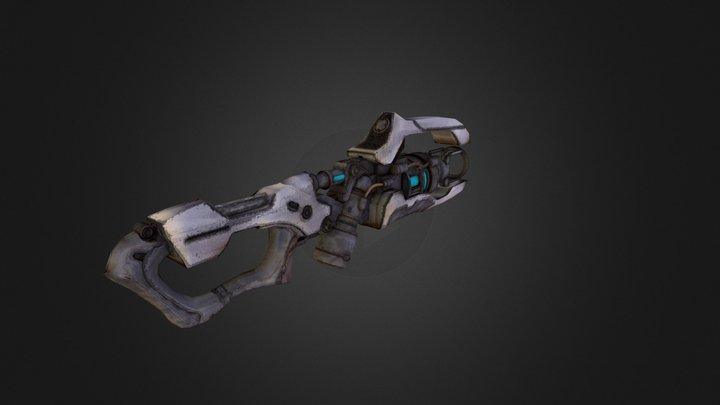 Spark gun 3D Model