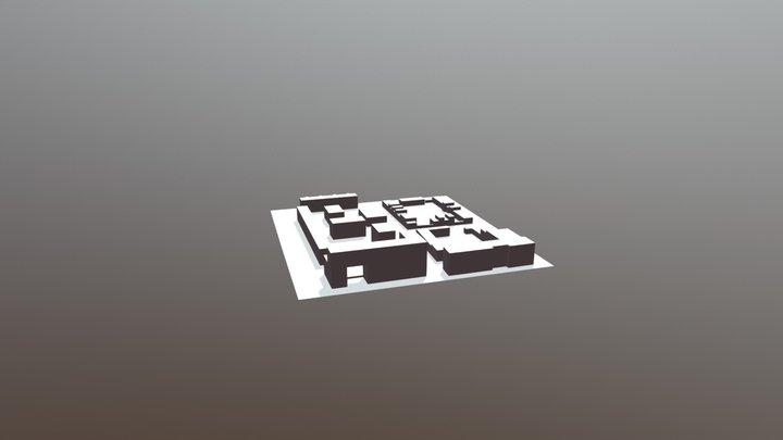 BK4ON4 - Stedelijke Visie 3D Model
