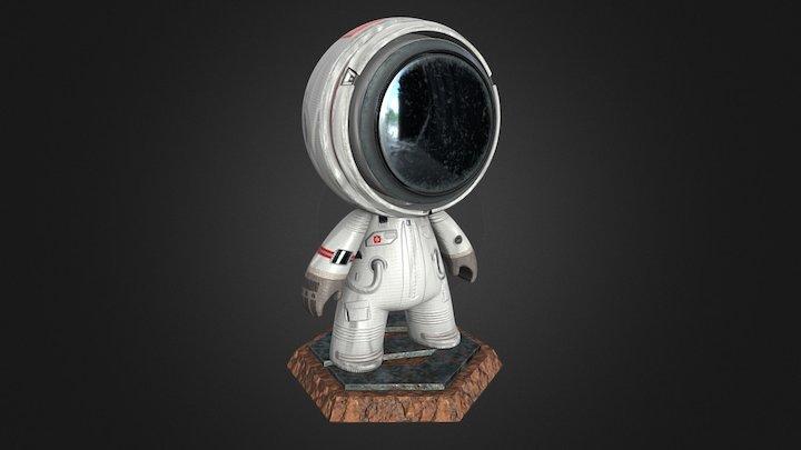 Meet MAT - Space Mat 3D Model