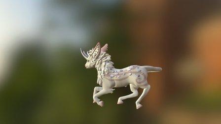 Amalthea Minkin 3D Model