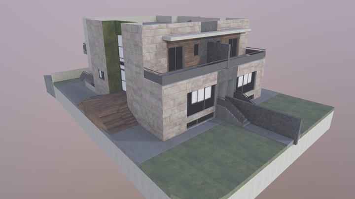 LAS CAÑADILLAS, CUENCA 3D Model