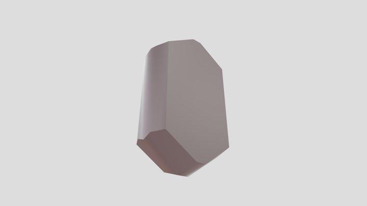 Goethite 3D Model