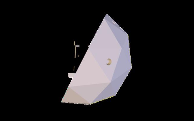 HOS 1 3D Model