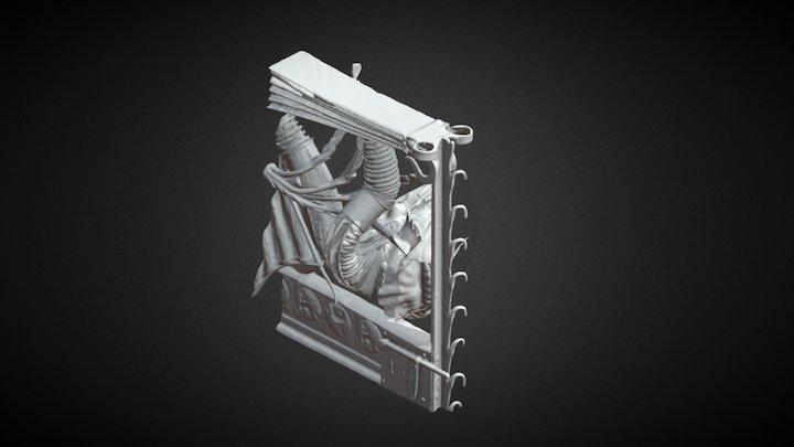 Porta del Drac 3D Model